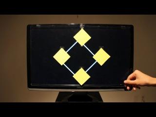 Оптическая иллюзия !